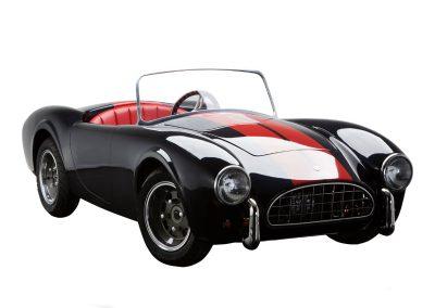 Model XK120 black