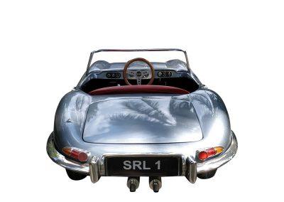 S1 Roadster Back