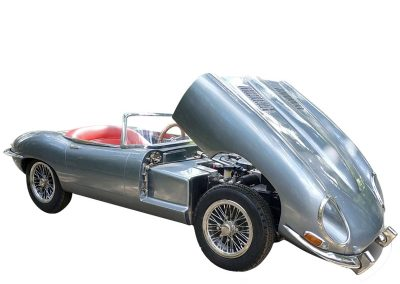S1 Roadster Motor 2